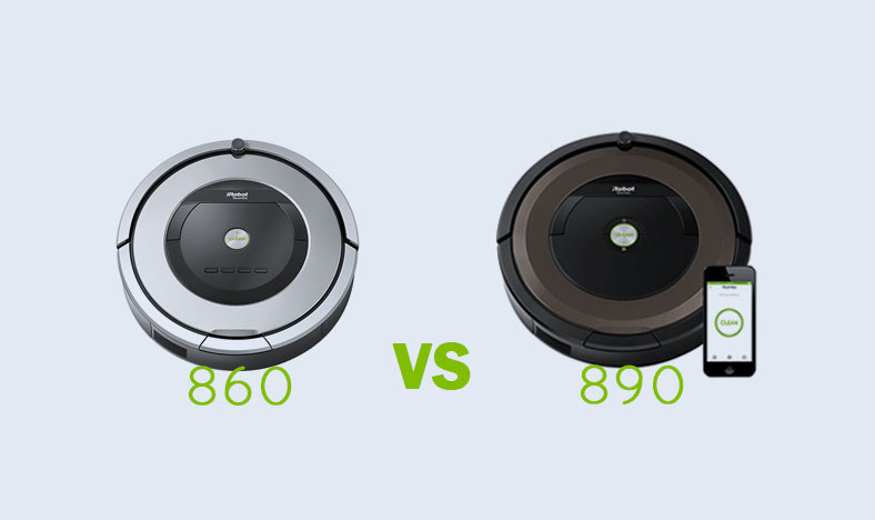 Groovy Roomba 860 Vs Roomba 890 Vacuum Advisor Interior Design Ideas Oxytryabchikinfo
