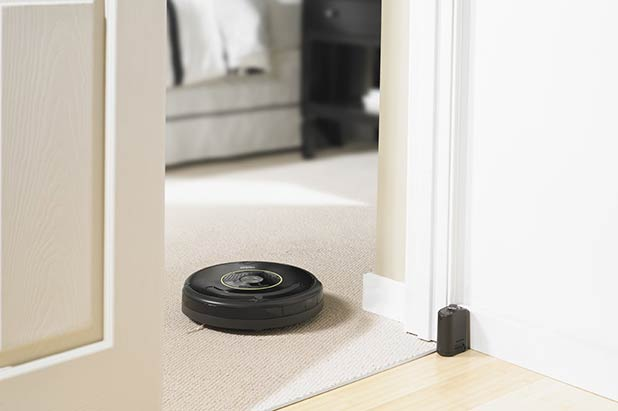 Roomba 650 comes with a virtual wall