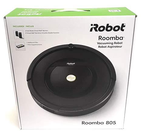 iRobot Roomba 805 Cleaning Vacuum Robot