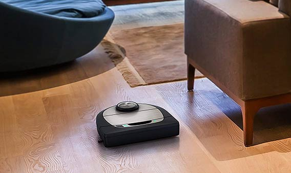 Neato Botvac D7 on floors