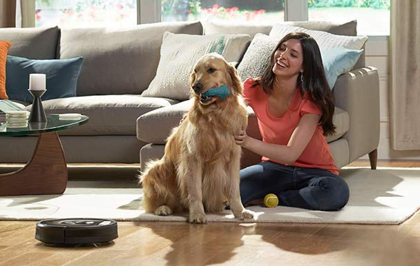 Roomba 980 - Ideal for homes with pets