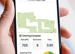Roomba 980 iRobot Home App