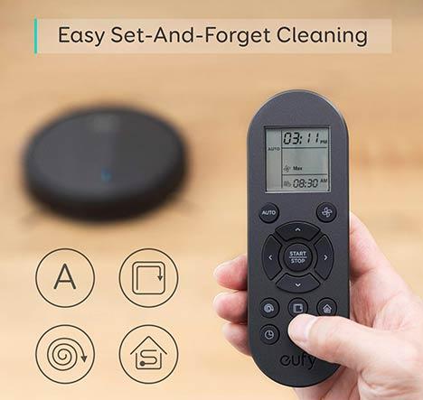 RoboVac 11S remote control