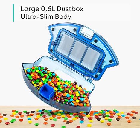 RoboVac 11S dust bin