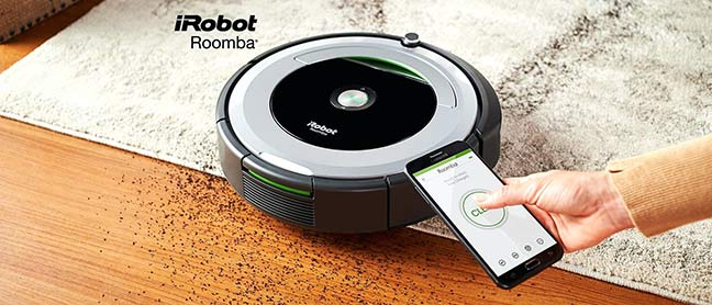 Roomba 690 Wi-Fi connectivity