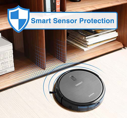 Deebot N79 Smart Sensor Protection