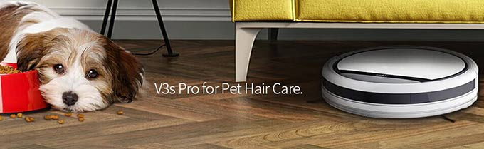 V3s Pro for Pet Hair Care