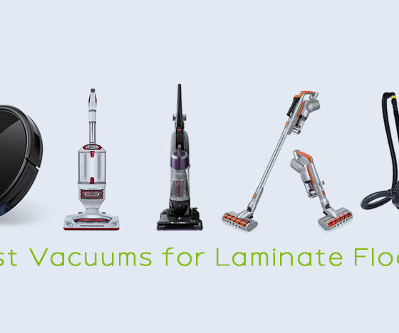 Best Vacuums for Laminate Floors