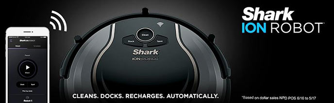 Shark ION R75