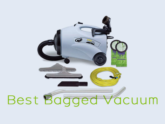 Best Bagged Vacuum Cleaner