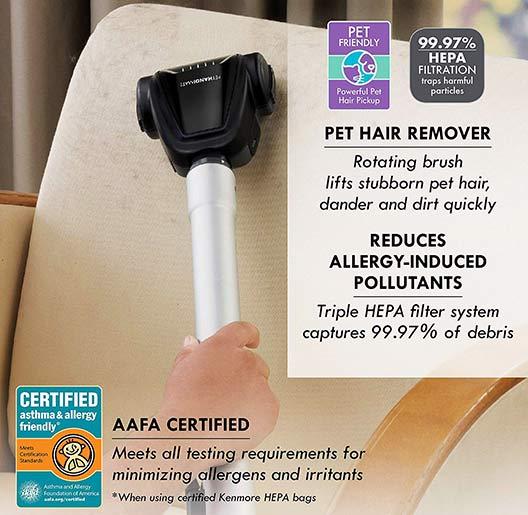 Kenmore Elite Model 31150 Pet Friendly