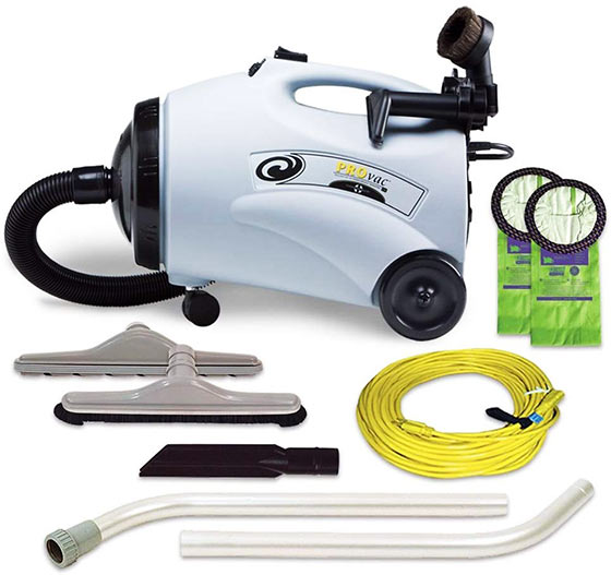 ProTeam Provac CN Canister Vacuum