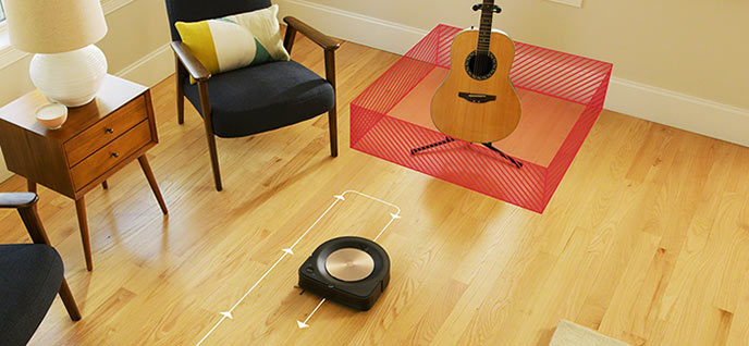 Roomba S Series Driving Technology