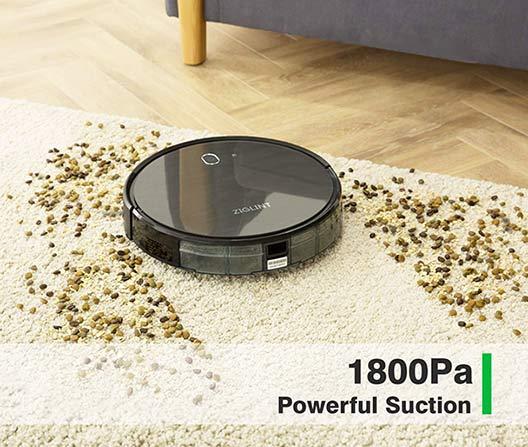 ZIGLINT D5 Robot 1800Pa High Suction