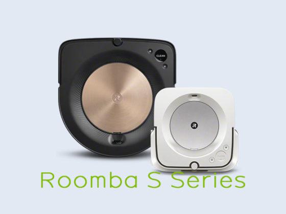 iRobot Roomba S Series Vacuum