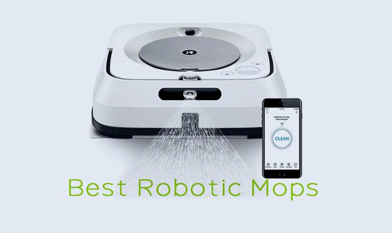 Best Robot Mops