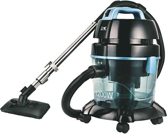 Kalorik Water Filtration Canister Vacuum
