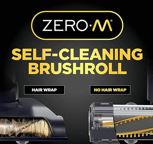 Shark Vacuum Zero M technology