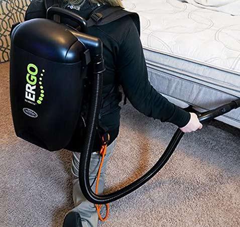 Atrix Ergo Vacbp1 Backpack Vacuum
