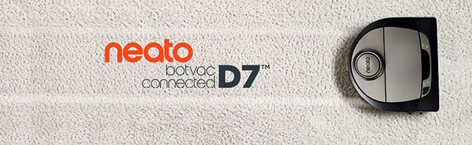 BotVac D7 Connected