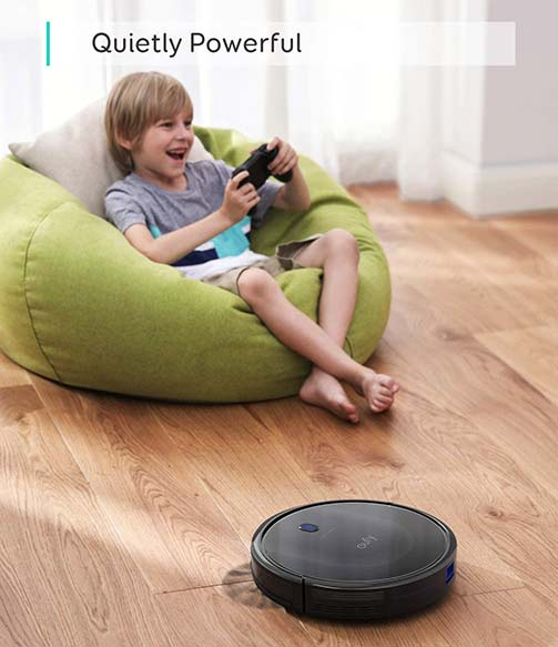 Eufy RoboVac 11S MAX Quietly Powerful