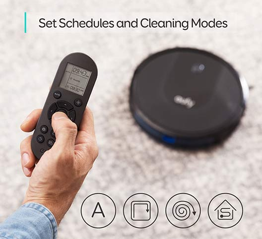 Eufy RoboVac 30 dedicated remote control