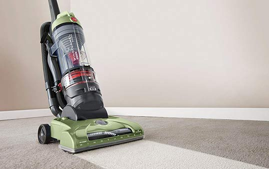 Hoover T-Series Vacuum with HEPA Media Filtration