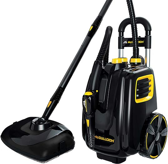 McCulloch MC1385 Deluxe Canister Cleaner