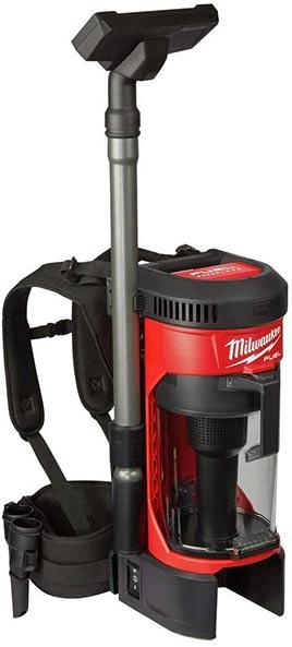 Milwaukee 0885 20 M18 Backpack Vacuum
