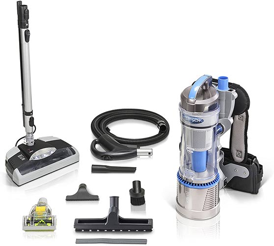 Prolux 2.0 Bagless Backpack Vacuum