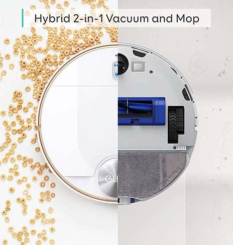 RoboVac L70 Hybrid Vacuum and Mop