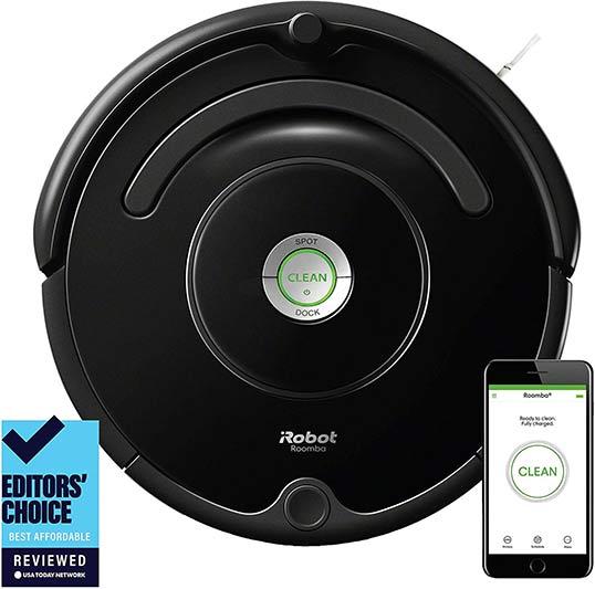 Roomba 675 Pros