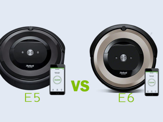 Roomba e5 vs Roomba e6