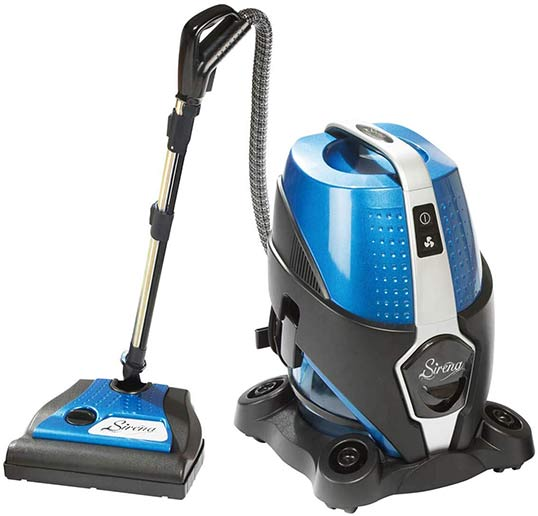 Sirena Vacuum Cleaner Allergy and Pet Pro