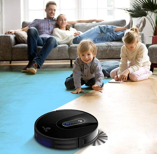 Amarey Robot vacuum cleaners choose