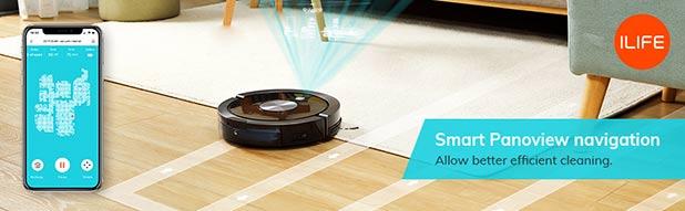 ILife A9 Robotic Vacuum