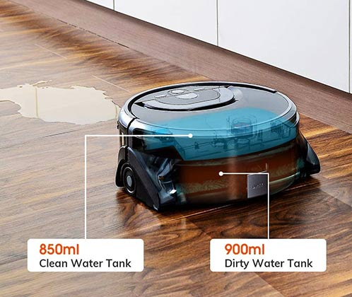 ILife W400 Shinebot robotic mop