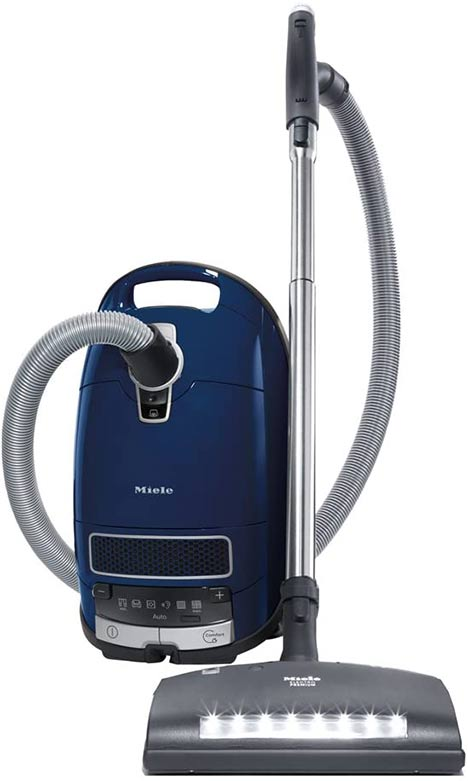 Miele Complete Marin C3 Canister Vacuum