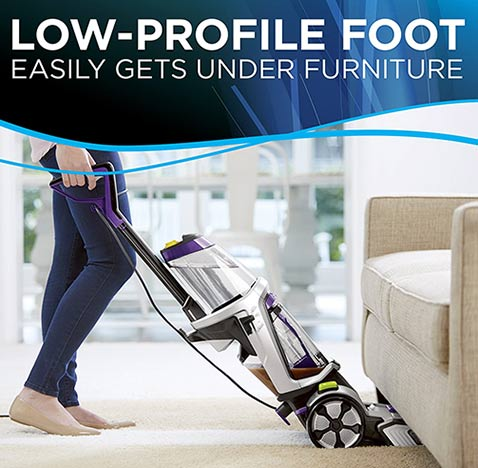 Bissell ProHeat Revolution Low Profile Foot