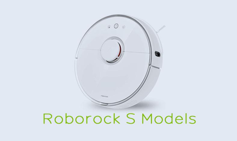 Roborock S5 vs S50 vs S55