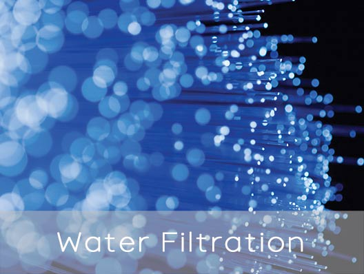 Certain water filtration